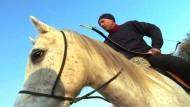 Meisterlicher Bogenschütze in Ungarn