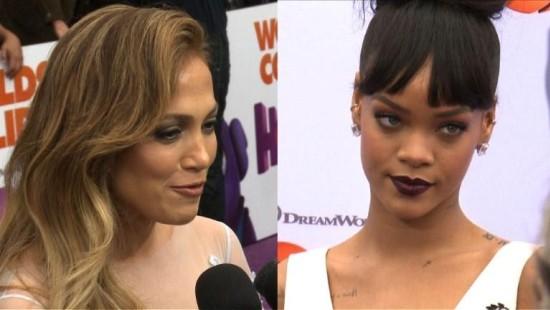 Rihanna und Jennifer Lopez leihen ihre Stimmen