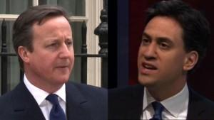 Knappes Rennen bei Wahl in Großbritannien erwartet