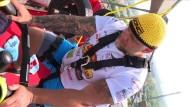 Österreicher trainiert zehn Stunden auf Riesenrad