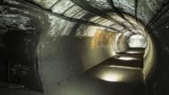 Geister-U-Bahn-Stationen warten auf neues Leben
