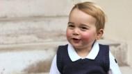 Prinz George wird zwei