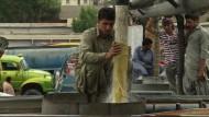 Wasser-Mafia in Karachi
