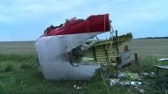Flug MH17 wurde von Buk-Rakete abgeschossen