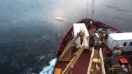 Neue Wege und faszinierende Bilder aus der Arktis