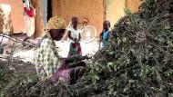 Malis Männer verlassen ihre Heimat