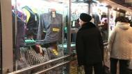 Untergrundlädchen in Moskau sterben aus