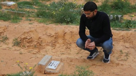"""""""Friedhof der Namenlosen"""" für ertrunkene Flüchtlinge"""