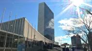 Eine Frau an der Spitze der Vereinten Nationen?
