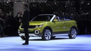 Volkswagen stellt seine neuesten Modelle vor