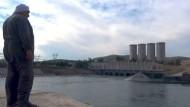 Todesgefahr durch maroden Staudamm