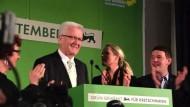Grünen-Triumph bei Landtagswahl