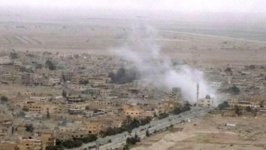 Syrische Armee erobert Palmyra zurück