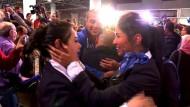 Egyptair-Passagiere berichten von Entführung