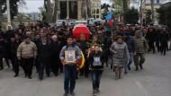 Aserbaidschan beklagt Tote im Konflikt mit Armenien