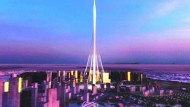 Neuer Rekord-Turm für Dubai