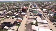 Drohnenbilder zeigen Erdbebenschäden in Ecuador