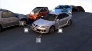 Wie funktionieren selbstfahrende Autos?