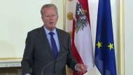 ÖVP will große Koalition nach Faymann-Rücktritt fortsetzen