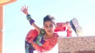 Spiderboy aus Gaza will ins Guinnessbuch