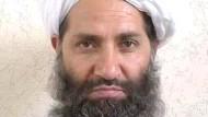 Religiöser Führer und Richter wird neuer Talibanchef