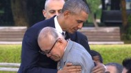 Obama erweist Hiroshima-Atombombenopfern die Ehre