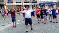 Russische Hooligans stolz auf Krawalle in Frankreich
