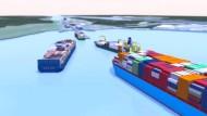 Der Panama-Kanal als Nadelöhr für den Welthandel