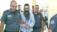 Lange Haft für jüdischen Fanatiker