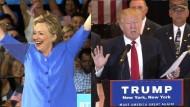 Die Qual der Wahl des Vizepräsidenten
