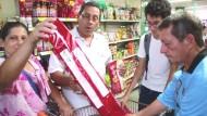 Krise treibt Venezolaner nach Kolumbien