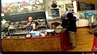 Imbiss-Besitzer lässt Räuber abblitzen