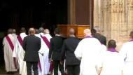 Trauerfeier für getöteten Priester in Rouen