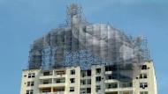 Street-Art-Künstler JR begeistert in Rio