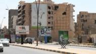 Libyen zahlt hohen Preis im Kampf gegen IS-Miliz