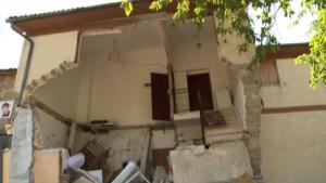 Erdbeben zerstört ganzes Dorf