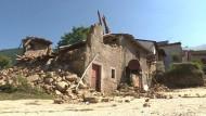 Italien hat aus früheren Beben nicht gelernt