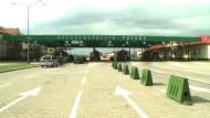 Grenzverkehr in Kaliningrad stockt