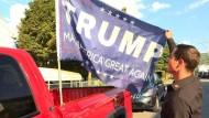 Trump-Wahlhelfer auf Stimmenfang in Pennsylvania