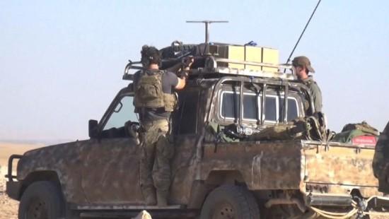 Offensive zur Rückeroberung der IS-Hochburg Raqqa