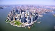 New Yorks Milliardenplan gegen den Untergang