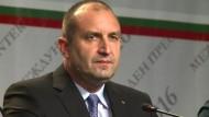 Moskaufreundlicher Oppositionskandidat wird Präsident