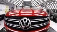 VW will bis 2025 Weltmarktführer bei Elektroautos sein