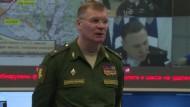 Keine Hinweise auf Überlebende bei Absturz von russischem Flugzeug