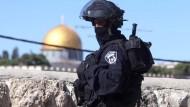 Trump sorgt für Furcht und Freude bei Israelis und Palästinensern