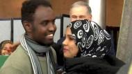 Amerika: Tränenreiche Einreise für Somalier