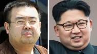 Nordkorea soll für Mord an Kim Jong-nam verantwortlich sein