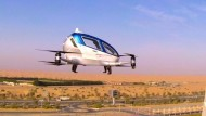 Mit dem Drohnen-Taxi durch die Luft