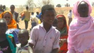 Zehntausende Südsudanesen auf der Flucht