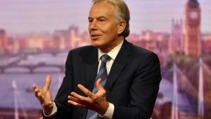 Auch Blair will Zuwanderung begrenzen